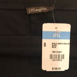 J McLaughlin cropped pants